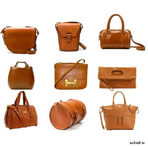Pick One Leather Handbag