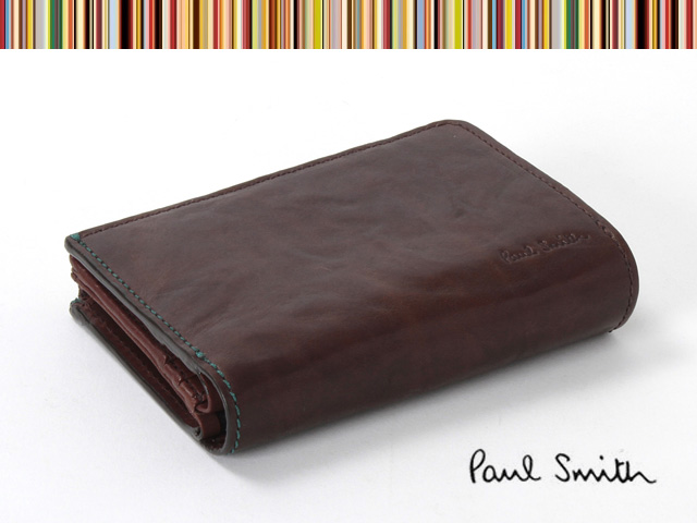 Paul Smith Leather Wallets For Men