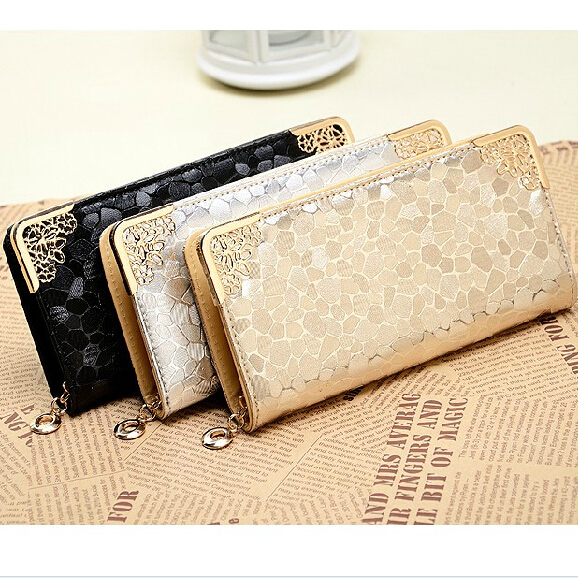 Shiny Women Wallets