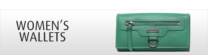 Green Womens Wallets